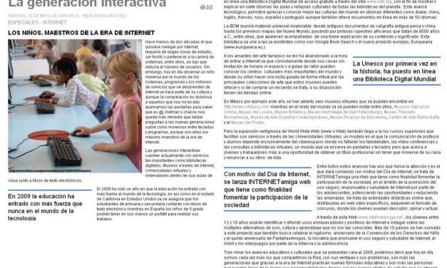 La generación interactiva [EnPositivo.com]