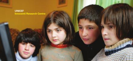 Datos del informe publicado por UNICEF sobre la seguridad de los menores en la Red (1ª parte)