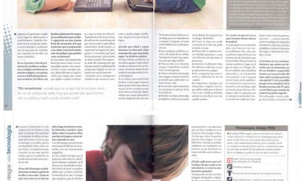 Internet, videojuegos, móviles… Prevenir riesgos [Niños de hoy]