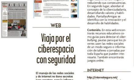 Viaja por el ciberespacio con seguridad [El Mundo]