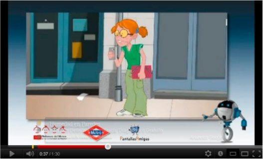 [Nota de prensa] El Observatorio Vasco de la Juventud organiza un curso de actuación contra el ciberbullying