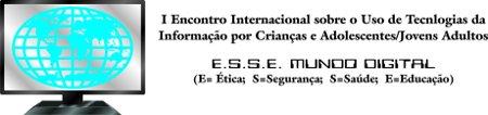 Encuentro Internacional en Brasil sobre el uso de Tecnologías de la Información por niños y adolescentes (19 y 20 de abril)