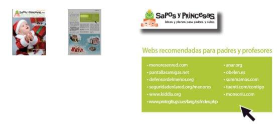 PantallasAmigas.net: web recomendado para padres y profesores [Sapos y princesas]
