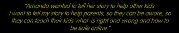 El vídeo de Amanda Todd como herramienta escolar para detener el ciberbullying