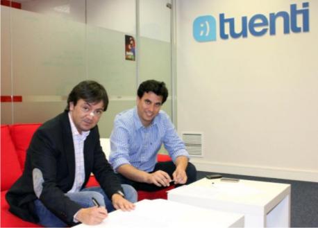 Tuenti y PantallasAmigas firman un acuerdo de colaboración