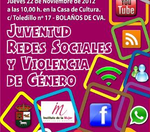 PantallasAmigas hablará este jueves en Bolaños de Calatrava de los problemas de las redes sociales para los jóvenes