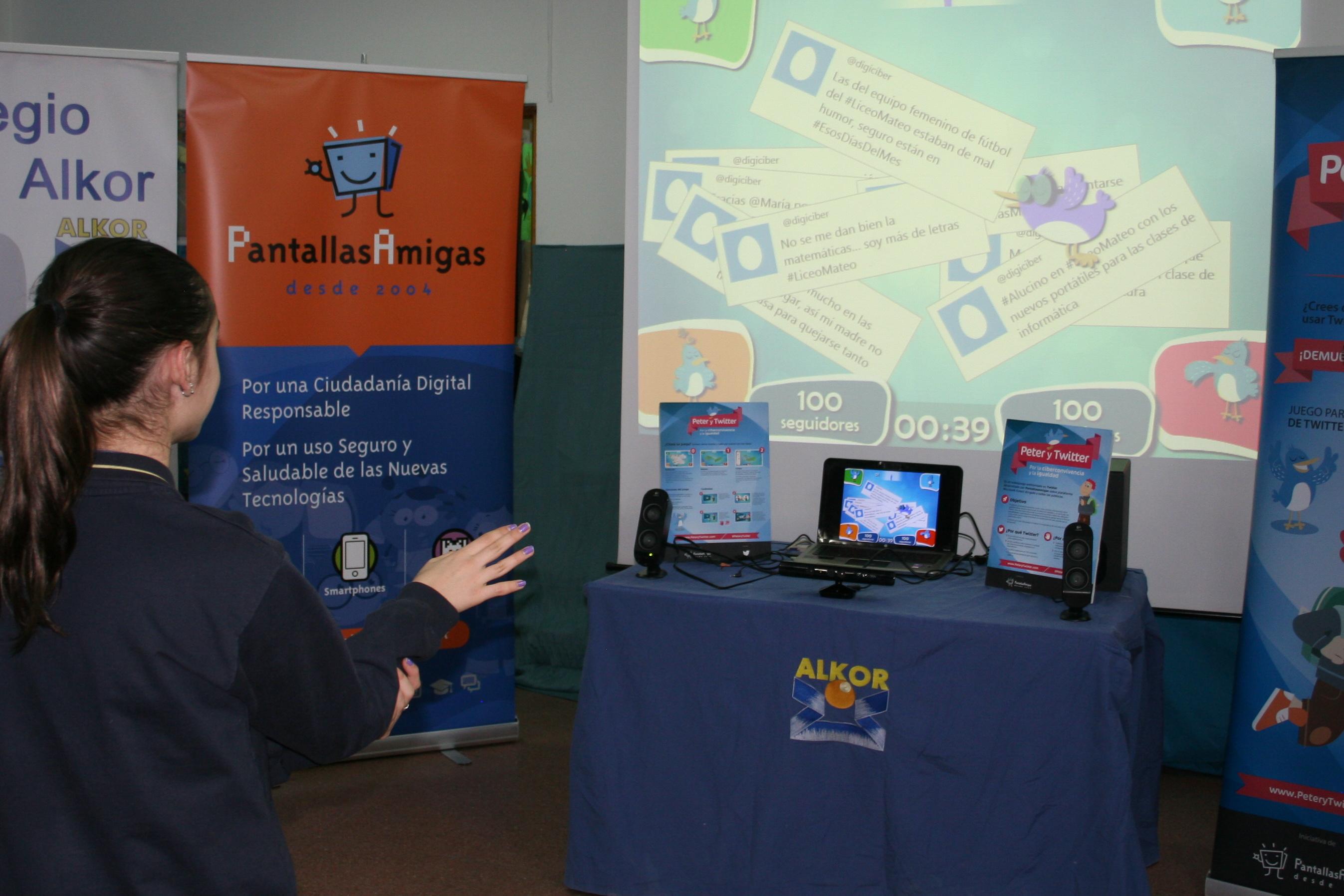 Kinect safer internet gaming Alkor
