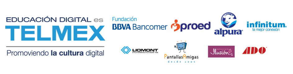patrocinadores-congreso-educación-innovación-México-Ciberbullying