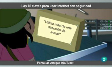 10 consejos para el buen uso de Internet en Generación Web