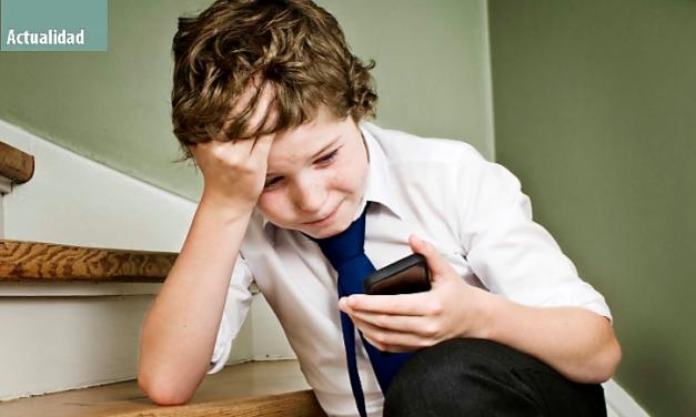 El acoso escolar, a un solo click