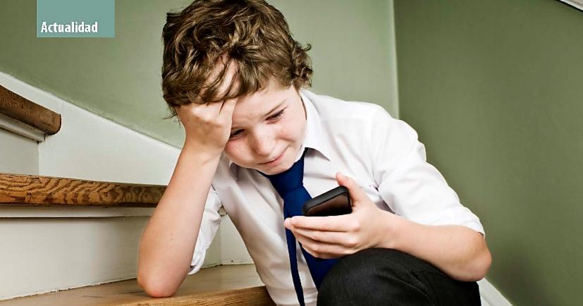 Ciberbullying en las aulas
