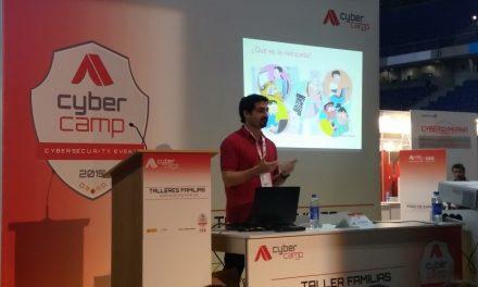 Privacidad y netiqueta, claves para educar y ayudar a menores de edad en su vida cada vez más digital – CyberCamp 2015