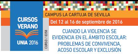 Cartel-CursoVerano-UNIA-Sevilla-Violencia-ambito-escolar-2016-ciberacoso.