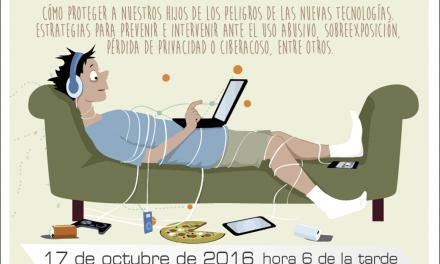 El abuso de la tecnología en la infancia y adolescencia a debate en Montilla, Córdoba