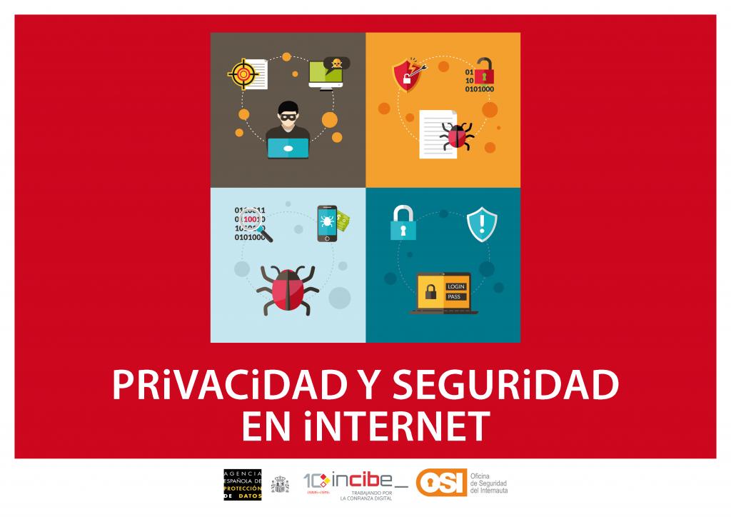 AEPD e INCIBE presentan guía de privacidad y seguridad en internet
