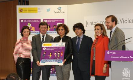 Ministerio de Igualdad, PantallasAmigas y Twitter impulsan campaña de prevención de ciberviolencia de género adolescente
