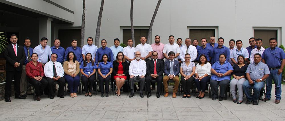 """Participantes Curso """"Formación de formadores para la prevención del cibercrimen en el Sistema Educativo Nacional"""" impartido por PantallasAmigas"""
