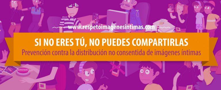 Safer Internet Day 2018 Campaña PantallasAmigas Respeto imágenes íntimas