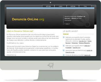 Denuncia-online.org - Consejos para denunciar situaciones delictivas y similares en la Red