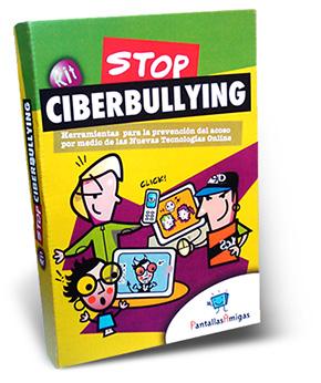 Kit Ciberbullying pack