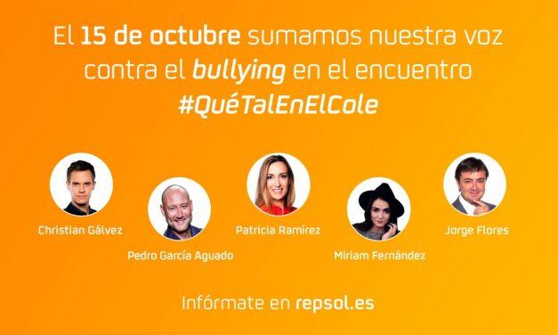 Repsol lanza la campaña #QuéTalEnElCole contra el bullying y el ciberacoso escolar