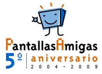 PantallasAmigas - 5º aniversario