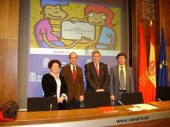 Navarra presenta un plan para fomentar el uso seguro de Internet entre los menores coordinado por PantallasAmigas