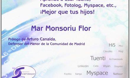 Mar Monsoriu publica el primer diccionario sobre redes y medios sociales