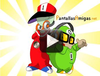 Para celebrar el Día Internacional de la Infancia, ofrecemos una animación sobre sus derechos en Internet