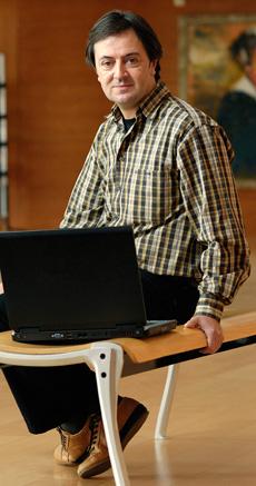 Foto de Jorge Flores (Revista Consumer, noviembre de 2010)