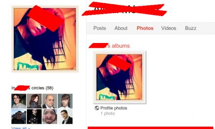 La nueva red social de Google nos anima a que publiquemos fotos de otras personas