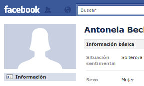 Un chaval argentino inventa un personaje en Facebook para enamorar y después fingir su secuestro