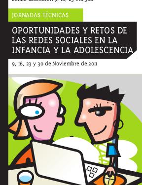 """""""Ciberbullying: caracterización, prevención e intervención"""", conferencia de PantallasAmigas en Llodio"""
