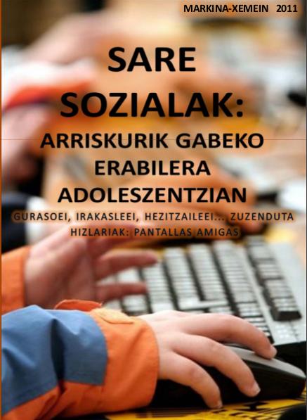 Jornada en Markina-Xemein sobre redes sociales y sus riesgos para los adolescentes