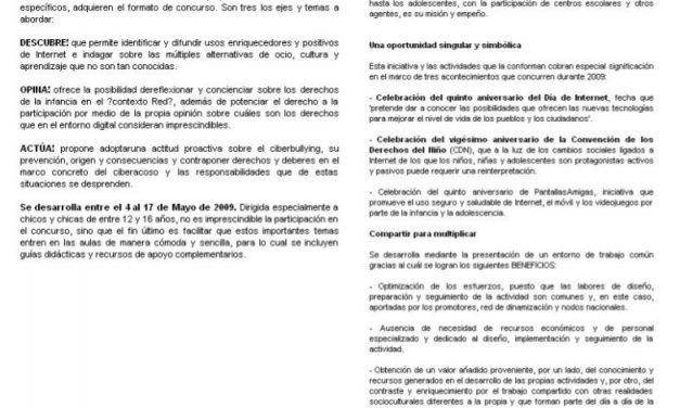 INTERNETamiga, ejemplo de uso positivo de una Red colaborativa y sin fronteras [e-Igualdad.net]