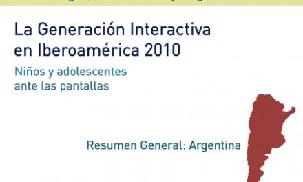 El 37% de los argentinos de 11 años ha usado su celular para el ciberbullying