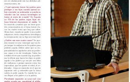 «No podemos permitir que el ordenador sea un 'gueto' más en el entorno familiar» [Eroski Consumer]
