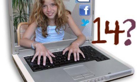 ¿Tu hija de doce años dice en Internet que tiene quince?