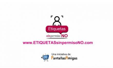 PantallasAmigas presenta en Rio de Janeiro la campaña #ETIQUETASsinpermisoNO