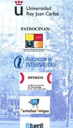 PantallasAmigas copatrocina las jornadas sobre protección jurídica del menor en las TIC de la Universidad Rey Juan Carlos (10 y 11 de mayo)