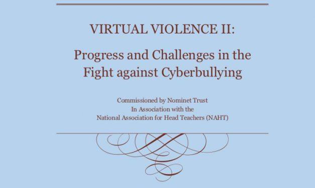 Estudio sobre la Violencia Virtual: ¿Quiénes son las víctimas del ciberbullying y del ciberacoso?