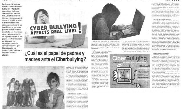 ¿Cuál es el papel de madres y padres ante el Ciberbullying? [Melilla Hoy]