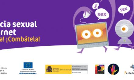 PantallasAmigas coorganiza una jornada en Getafe sobre «Internet como medio para la violencia sexual»