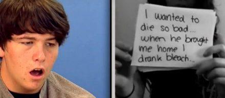 Reacciones de los adolescentes ante el vídeo donde Amanda Todd explicaba el ciberbullying que la llevaría al suicidio