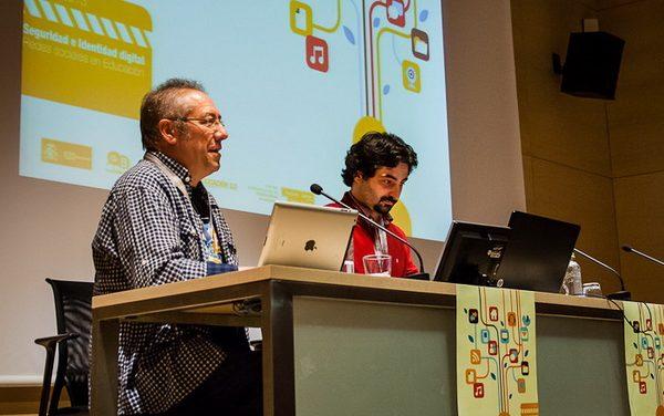 PantallasAmigas participa en el Congreso sobre «Seguridad e Identidad digital. Redes Sociales en Educación» organizado por el CITA junto a Aulablog