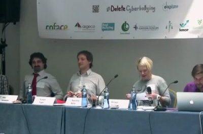 PantallasAmigas participa en el 'Delete Ciberbullying'