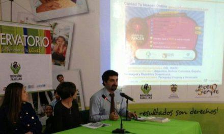 PantallasAmigas participa en Conversatorio sobre 'Niñez e Internet' organizado por el Instituto Colombiano de Bienestar Familiar (ICBF)