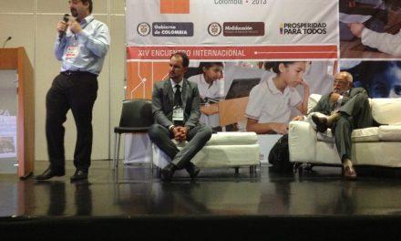 PantallasAmigas participa en el XIV Encuentro Internacional Virtual Educa celebrado en la ciudad de Medellín, Colombia
