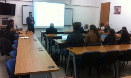 Conferencia en la Universidad Iberoamericana sobre competencias digitales para mejorar la convivencia en Internet