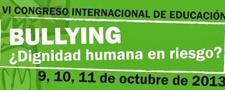 Congreso Internacional sobre Bullying con la participación de PantallasAmigas